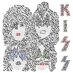 KISS American Rock Band