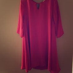 Dress 3/4 sleeve shift dress Everly Dresses