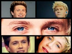 Niall Horan Collage - Made By Me