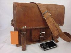 13x10x4 Leather Macbook bag messenger bag laptop bag case brown leather satchel bag handbags leather briefcase pouch. $59.00, via Etsy.
