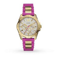 Ladies Watches - Guess Intrepid 2 Ladies Watch - W0325L3