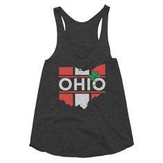 Ohio is the Buckeye State - Women's Tank