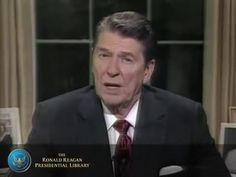What steps did President Ronald Reagan take to end outsourcing and protect American jobs?