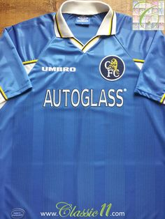 122ffe4687e 15 Best Favourite Shirt images | Chelsea football, Chelsea fc team ...