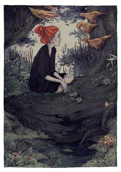 Внутренний лес