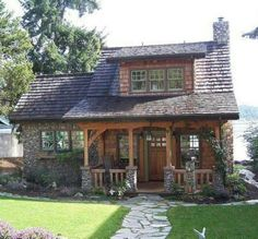 beautiful cottages | Beautiful little cottage | cool little house