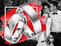 🌸 Het is weer #WeddingWednesday en wij presenteren u deze prachtige ringen van Steinberg 🤗  💟 www.123gold.nl/artikel/Q-1572-4.html  Hoe vindt u ze? Misschien kent u iemand die deze ringen erg mooi zou vinden. 😉 Vermeld uw vrienden in de reactie. ⬇️
