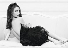 Natalie Portman for Miss Dior Cherie ad