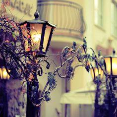 Street Lamps, Sopot, Poland