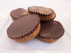 Peanut Butter Cups Done Healthy - Shakeology