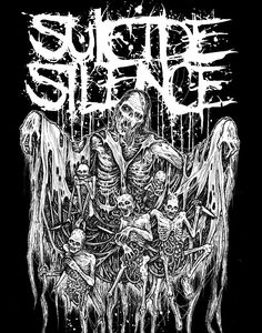 SUICIDE SILENCE IS ROARING SO GOOD! http://punkpedia.com/news/suicide-silence-is-roaring-so-good-6802/