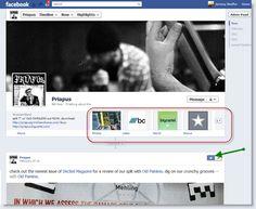 Facebook Timeline Goes all Business