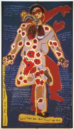 Body map created through Longlife project 2002 © Nondumiso Hlwele. Elementary Drawing, Body Image Art, Blind Drawing, Middle School Art, Arts Ed, Illustrations, Illustration Artists, Process Art, Outsider Art