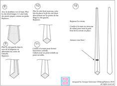 patron couture cravate couture pinterest patron cravates et couture. Black Bedroom Furniture Sets. Home Design Ideas