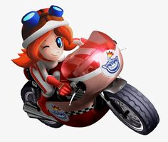 Photo of biker peach mario kart wii for fans of Princess peach and daisy 14496008 Princesa Peach, Princesa Daisy, Mario Kart 8, Mario Bros., Mario And Luigi, Mario Smash, Princess Peach Mario Kart, Nintendo Princess, Pink Princess