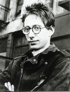 """John Zorn (b. September 2, 1953 in New York City): American avant-garde composer, arranger, producer, saxophonist & multi-instrumentalist w/ hundreds of album credits as performer, composer, & producer across a variety of genres including jazz, rock, hardcore, classical, surf, metal, klezmer, soundtrack, ambient & improvised music. Described by Down Beat as """"one of our most important composers"""". Wikipedia http://www.flickr.com/photos/desingel/6056083276/in/photostream/"""