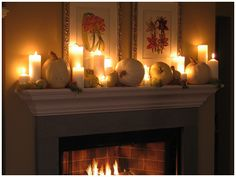 Fall Holiday Decorations