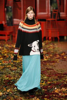 Коллекция I'M Isola Marras осень-зима 2015-2016 Ready-to-Wear