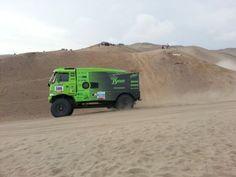 Evo Morales viaja a París para confirmar que el Dakar 2014 estará en Bolivia