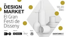 Llevamos nuestros diseños al Design Market de Barcelona. A conquistar la gran…