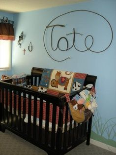 cowboy themed baby rooms | Baby Nursery Photos – Unique Nursery Ideas | best stuff