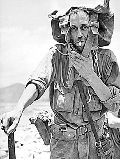Burma soldier
