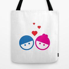 #Love #ToteBag by DesignNex - $22.00