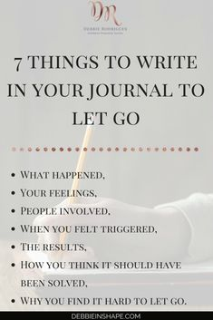 Learn how to overcome pain from the past to be more successful. Discover how to turn your journal into your best ally. For accountability and support, join the Challenge For A More Productive You today. Journaling For Anxiety, Journaling For Mental Health, Bullet Journal Anxiety, Depression Journal, Daily Bullet Journal, How To Have, How To Be Happy, How To Journal, Daily Journal Prompts