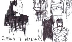 WEEKENDER: INTERVIEW ELVIRA 'T HART - The fashion designer made her passion of drawing and fashion become one!