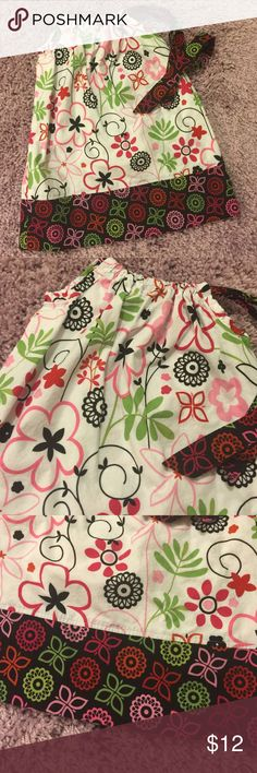 GIRLS handmade pillowcase dress Excellent condition. Dresses Casual