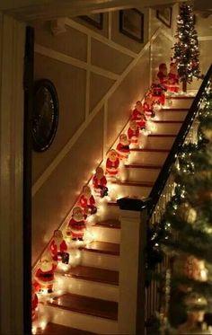 Décorer aussi les escaliers... ...