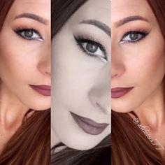 Alicia Ventimiglia  @aliciaisis77 Instagram Photos | Makeupartist #makeup #arabicinspired