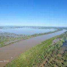 Fitzroy River Rockhmapton Feb 3 2013