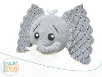 Knit and Crochet Pillow Patterns designed by IraRott Inc.