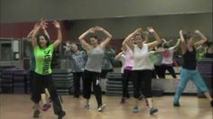 """""""Church"""" - T-Pain, for Dance Fitness (+playlist) One of my favorite Zumba songs"""
