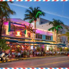 Miami, Ocean Drive....where I was born!