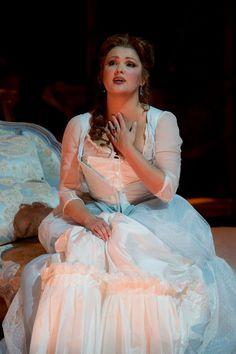 Netrebko in Manon Lescaut, Rome