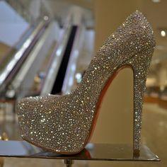 sparkly pumps  ♥
