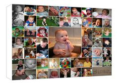canvas collage LOVE IT!