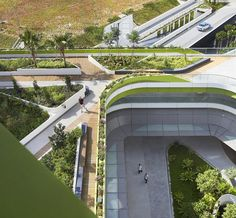 unstudio singapore university of technology and design dp architects designboom