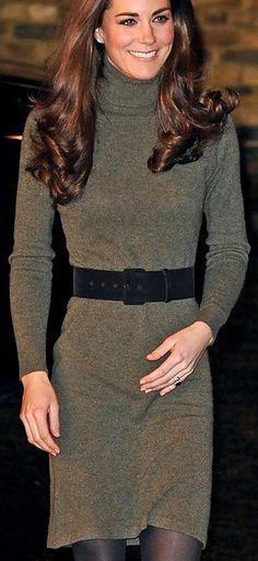 Kate Middleton Sweater Dress