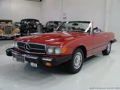 DANIEL SCHMITT & CO CLASSIC CAR GALLERY PRESENTS: 1976 MERCEDES-BENZ 450SL ROADSTER, FRANK SINATRA