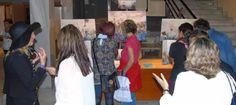 ALMUÑÉCAR. El 'Meeting Art Almuñécar 2016' se ha consolidado como uno de los encuentros más importantes de Andalucía al reunir a artistas de diez nacionalidades.