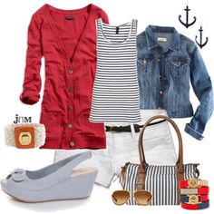 """""""Boat it out"""" by jayneann1809 on Polyvore"""