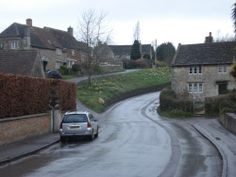 Cantax Hill, Lacock. Some nighttime scene between Harry and Voldemort was shot here.