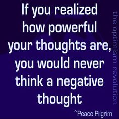 this is very true.you can control your thoughts.so think positive thoughts. Quotes To Live By, Me Quotes, Motivational Quotes, Inspirational Quotes, Quotable Quotes, Famous Quotes, Wisdom Quotes, Negative Thoughts, Positive Thoughts