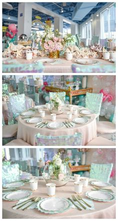 Mermaid Birthday Party - Pretty My Party