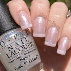 OPI Soft Shades 2015 - The Polished Mommy
