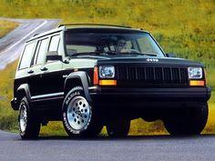 Jeep Cherokee (1993 – 1996).