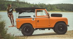 Land Rover Series 2a... Dare to try something new before bidding adieu to the summer | Classic Driver Magazine